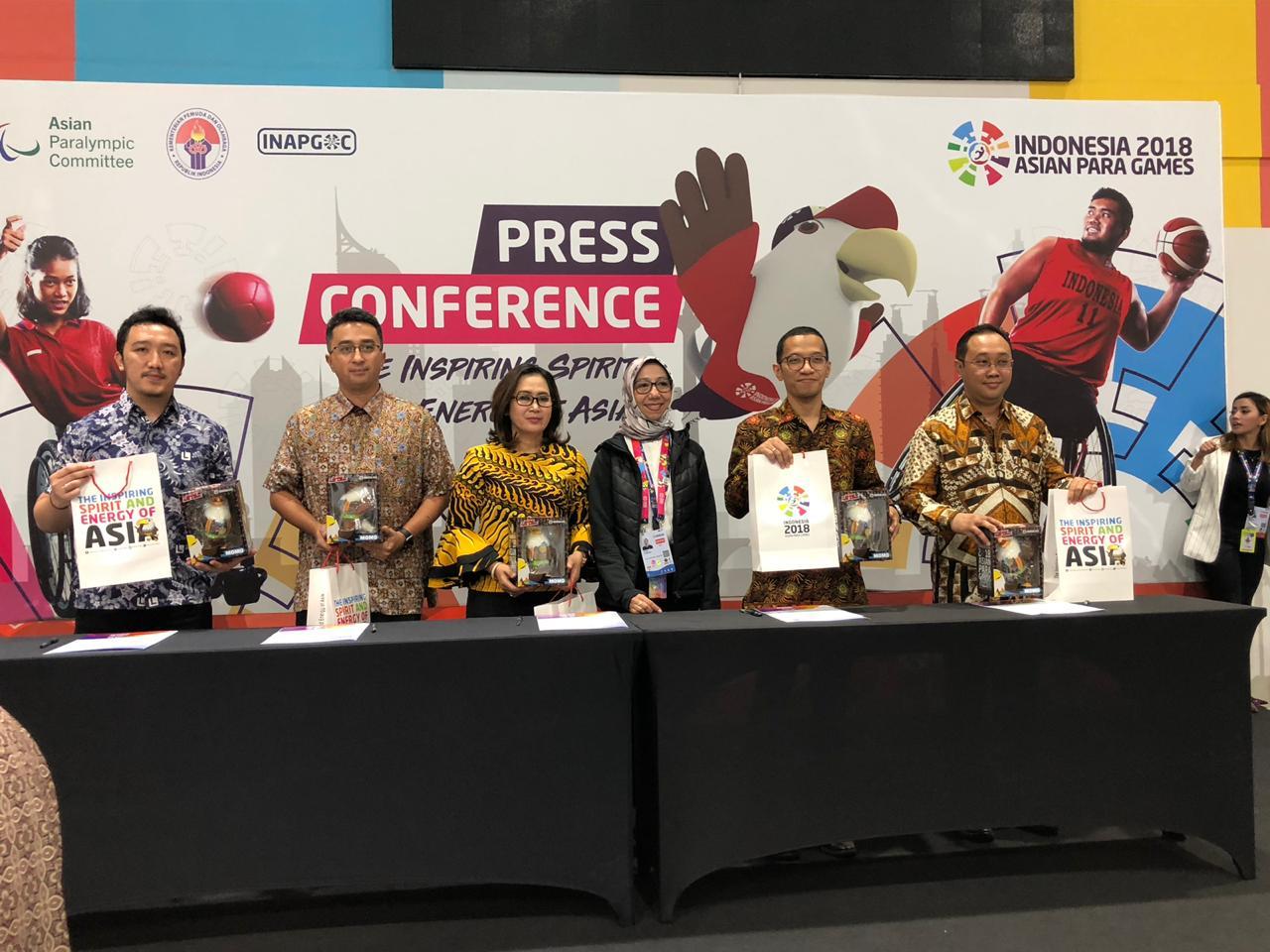 Taspen Life Turut Sukseskan Asian Para Games 2018