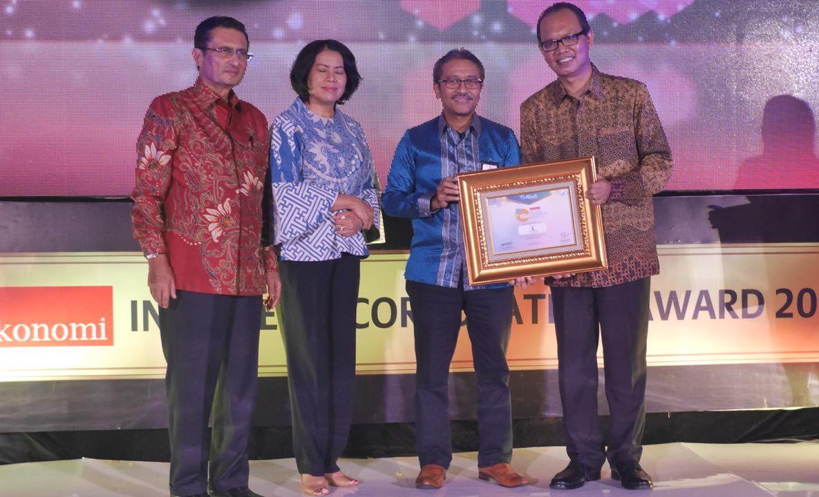 Taspen Life Sabet Penghargaan pada Indonesia Corporate PR Award 2018