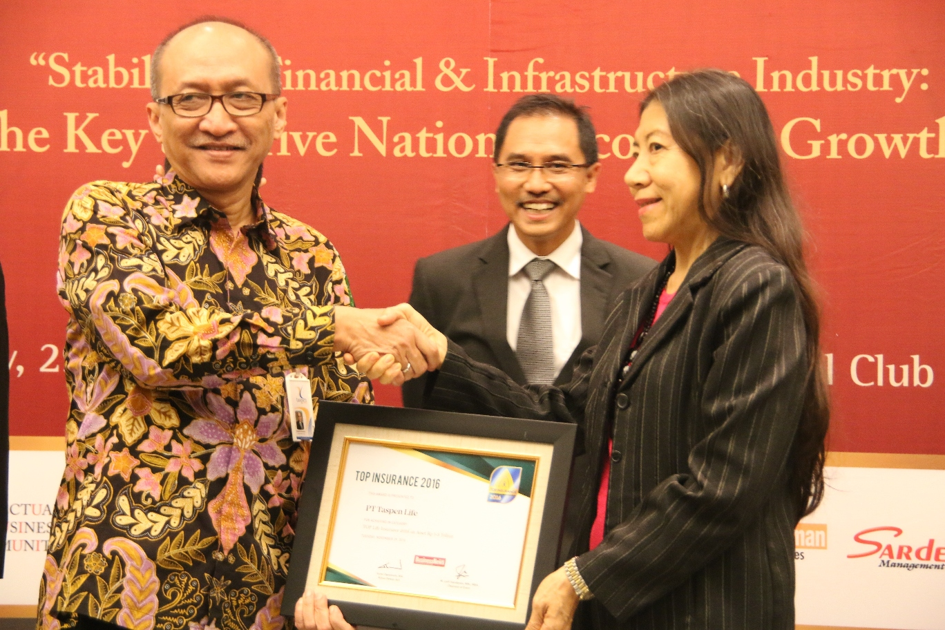 TASPEN LIFE RAIH TOP LIFE INSURANCE 2016