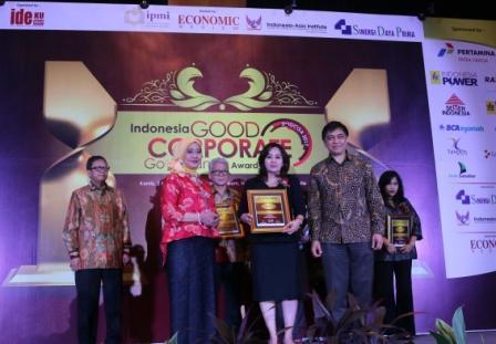Taspen Life Berhasil Mendapatkan Penghargaan Dalam Ajang IGCGA 2017