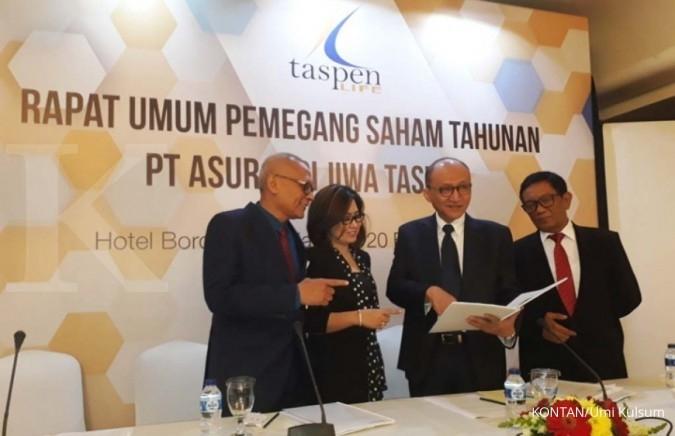 Januari 2018, Taspen Life Catat Premi Rp 38,43 Miliar