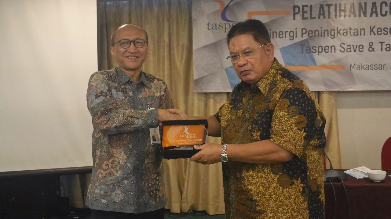 Taspen Life Berikan Pelatihan Produk Bagi Account Officer PT Taspen (Persero)