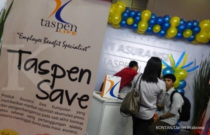Premi Taspen Life Tumbuh 23% pada Semester I-2018