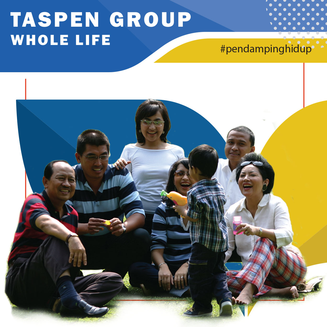 Taspen Group Whole Life